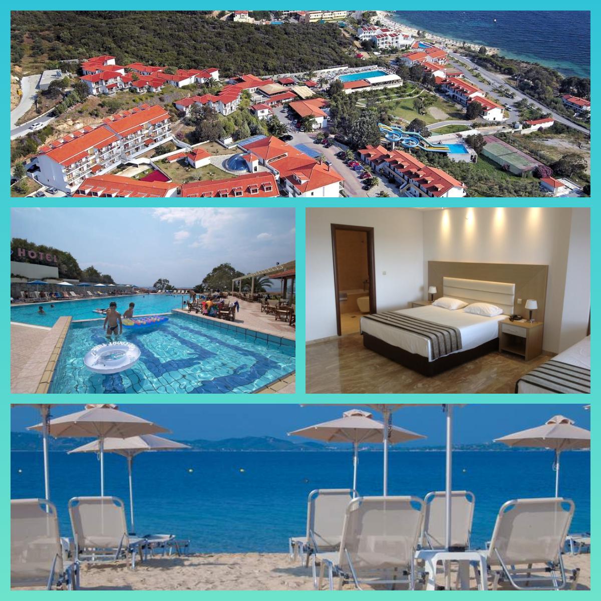 Aristoteles Holiday Resort & Spa – Ouranoupolis, Athos