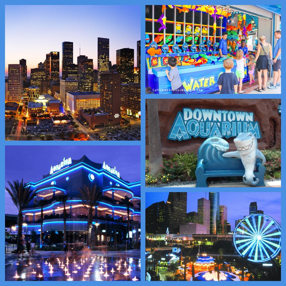 Downtown Aquarium Houston Tx Ameriquest
