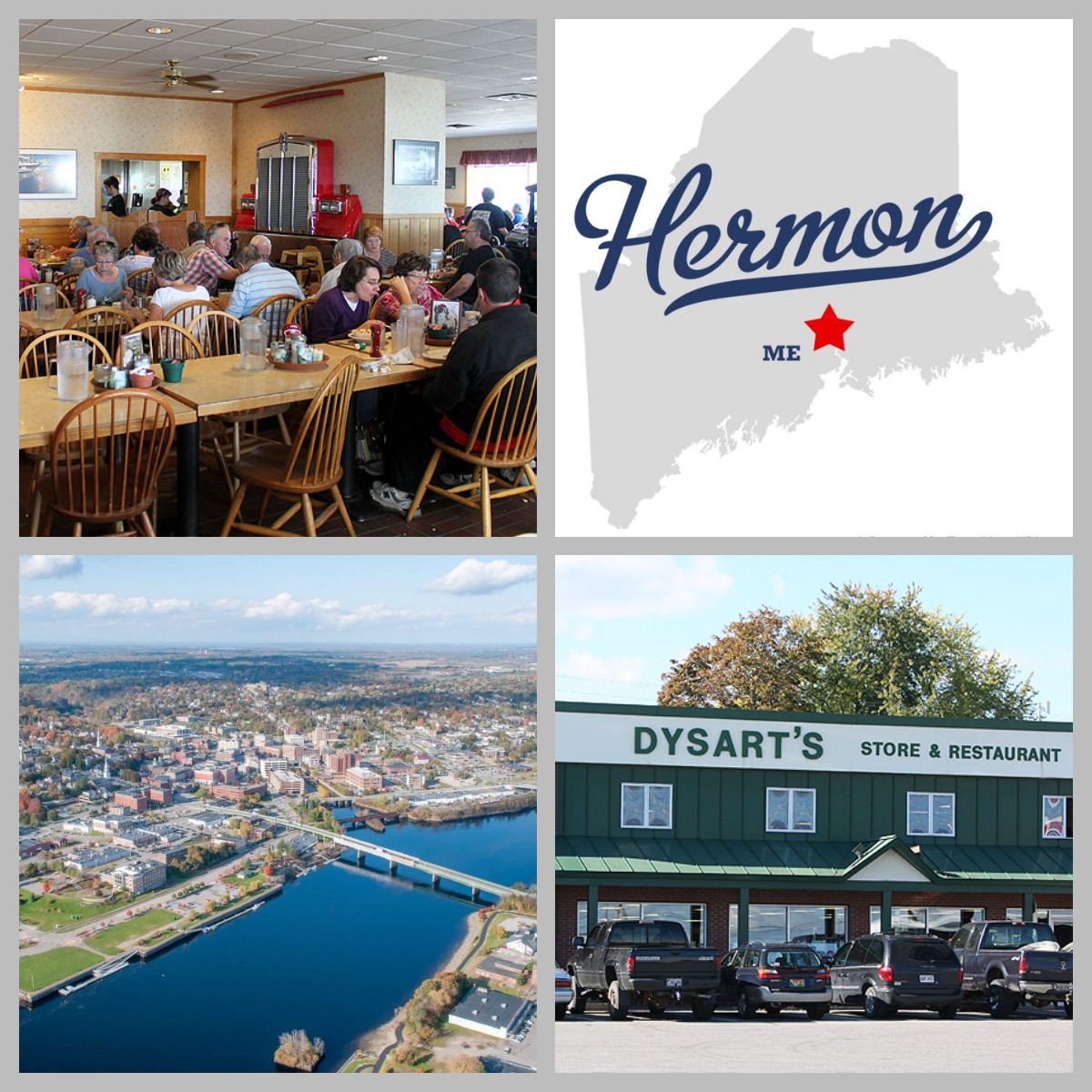 Dysart's Restaurant - Hermon, ME