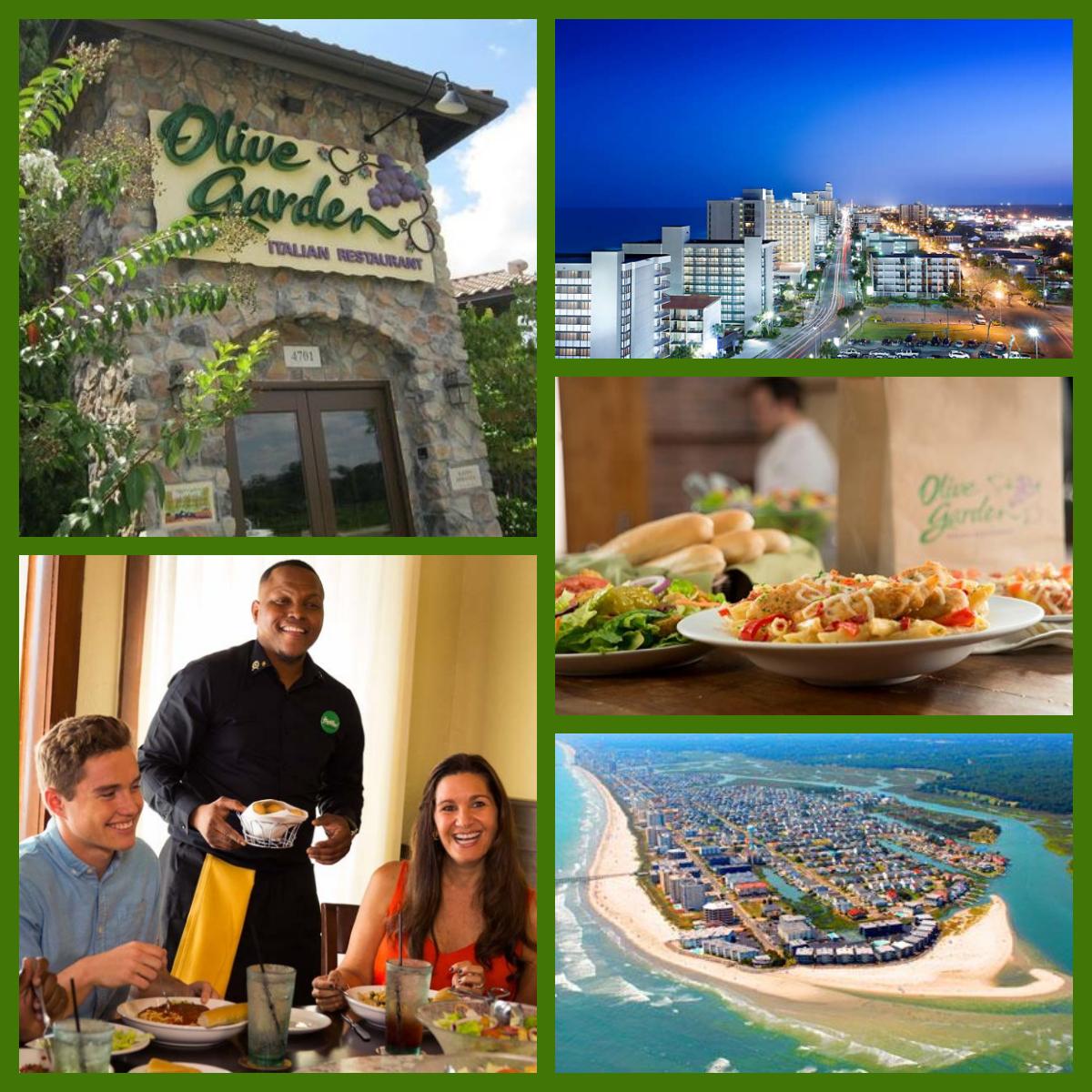 Olive Garden - Myrtle Beach, SC