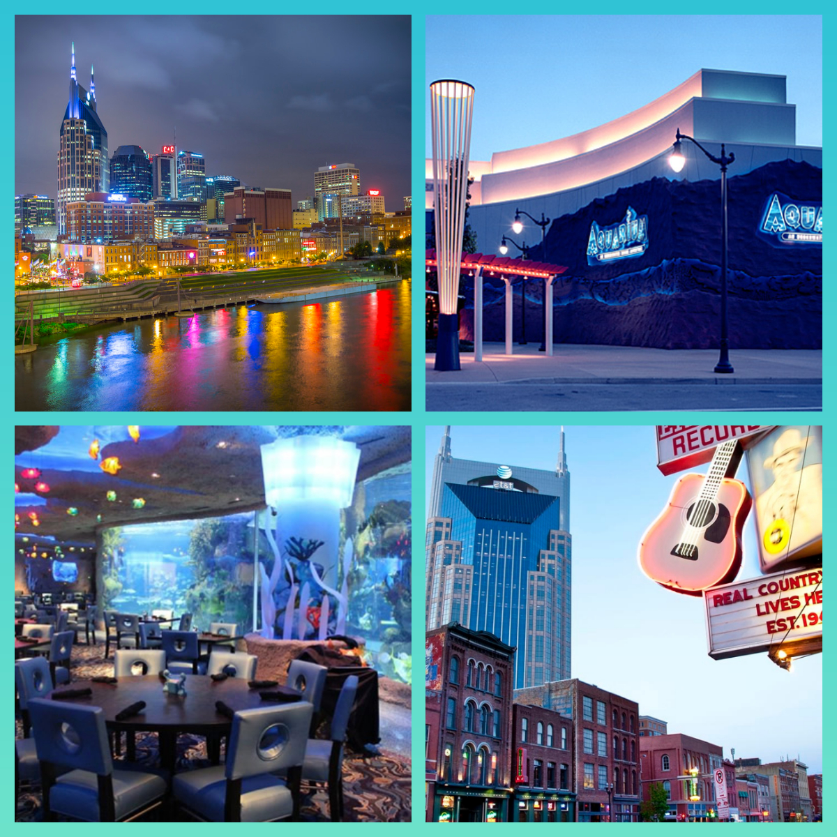 Aquarium restaurant nashville tn ameriquest for Dining nashville tn