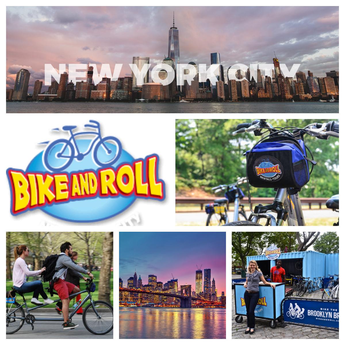 Bike and Roll - NYC