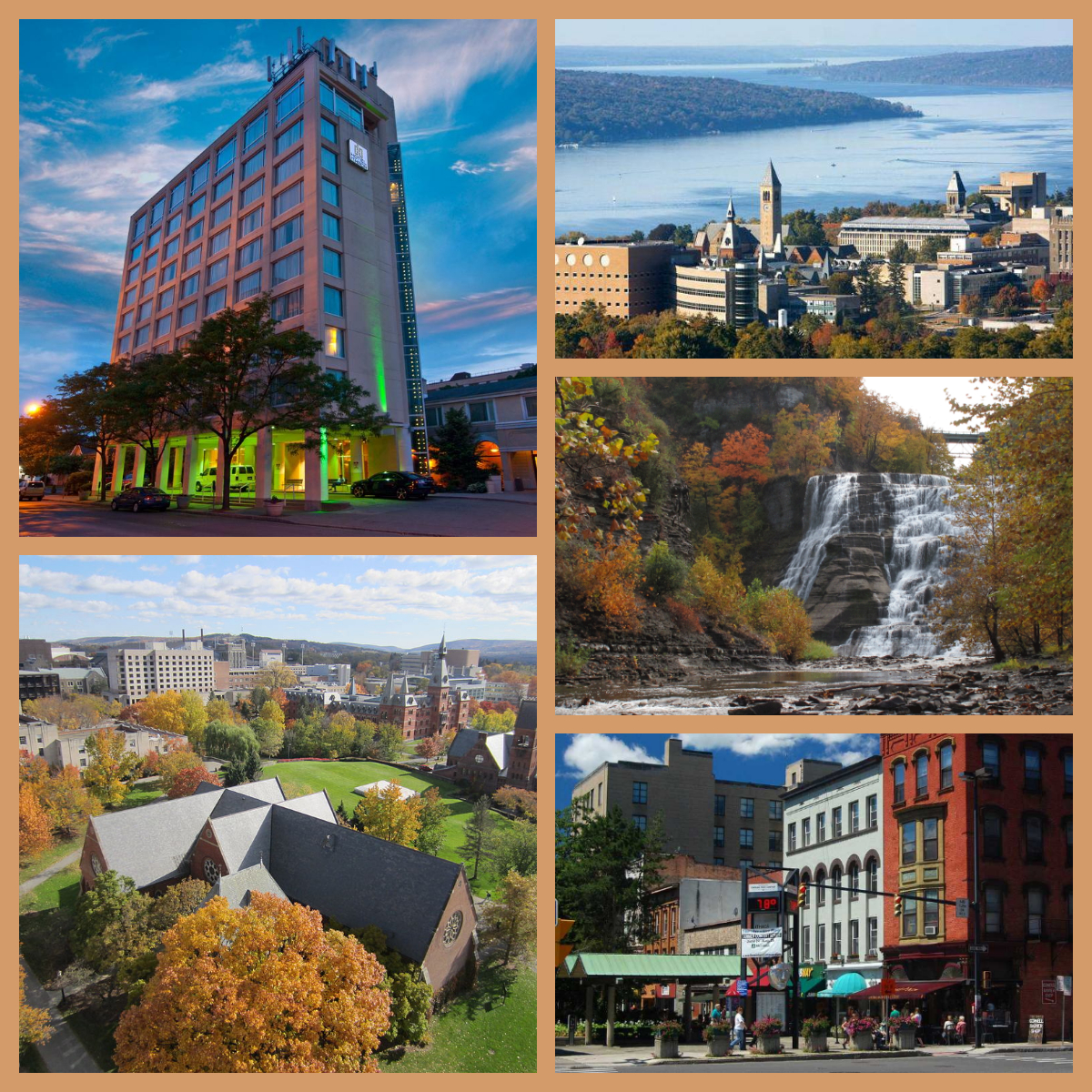 The Ithaca Hotel, NY