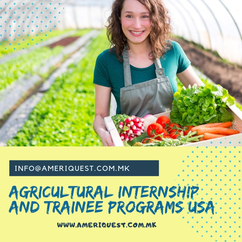 AGRICULTURAL Internship And Trainee Programs USA (1)